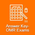 Answerkey OMR Exam