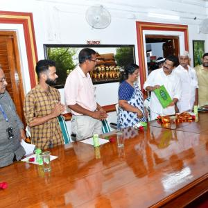 BOOK RELEASE TREES AND GARDEN PLANTS OF KPSC